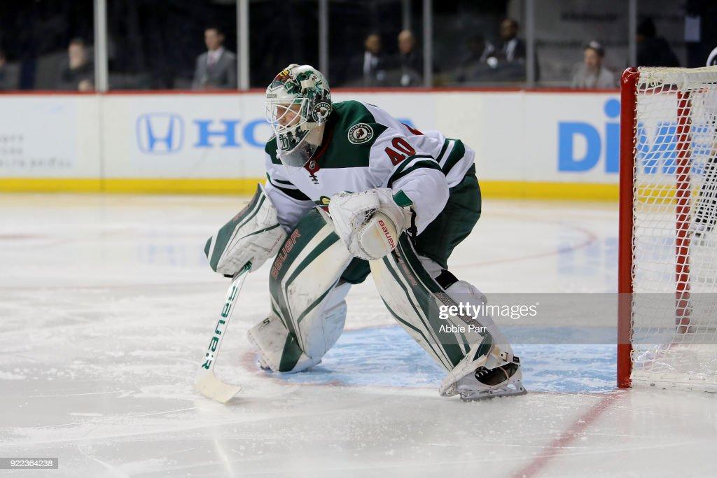 Minnesota Wild v New York Islanders : News Photo