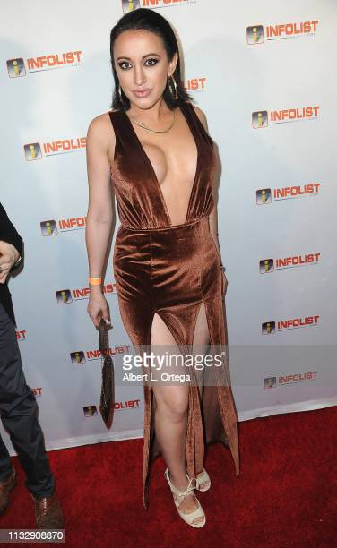 Devanny Pinn arrives for PreOscar Soiree Hosted By INFOListcom and Birthday Celebration for Founder Jeff Gund held at SkyBar at the Mondrian Los...