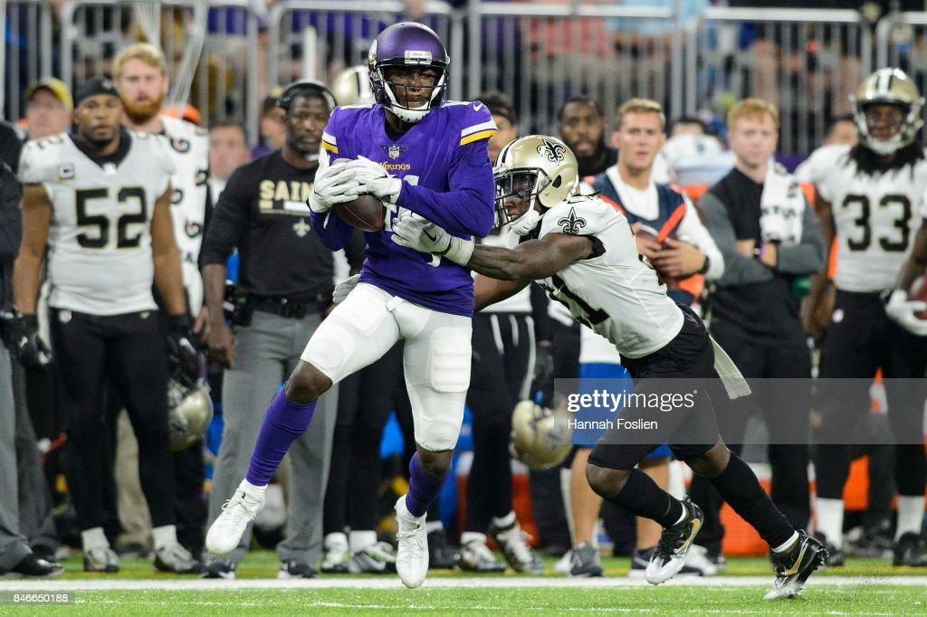 New Orleans Saints vMinnesota Vikings