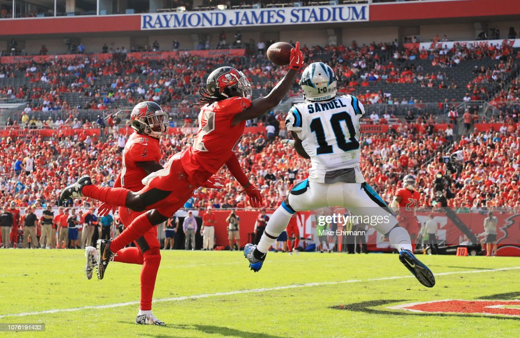Carolina Panthers v Tampa Bay Buccaneers : News Photo