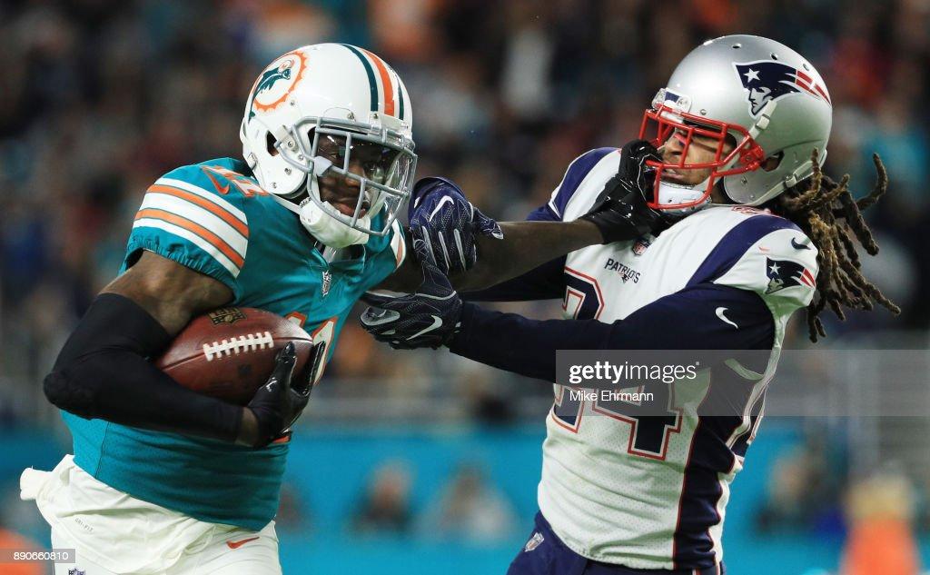 New England Patriots vMiami Dolphins : News Photo