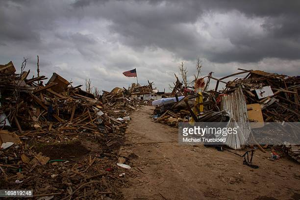 CONTENT] Devastating destruction as Moore Oklahoma tries to recover from an EF5 tornado on May 20 2013