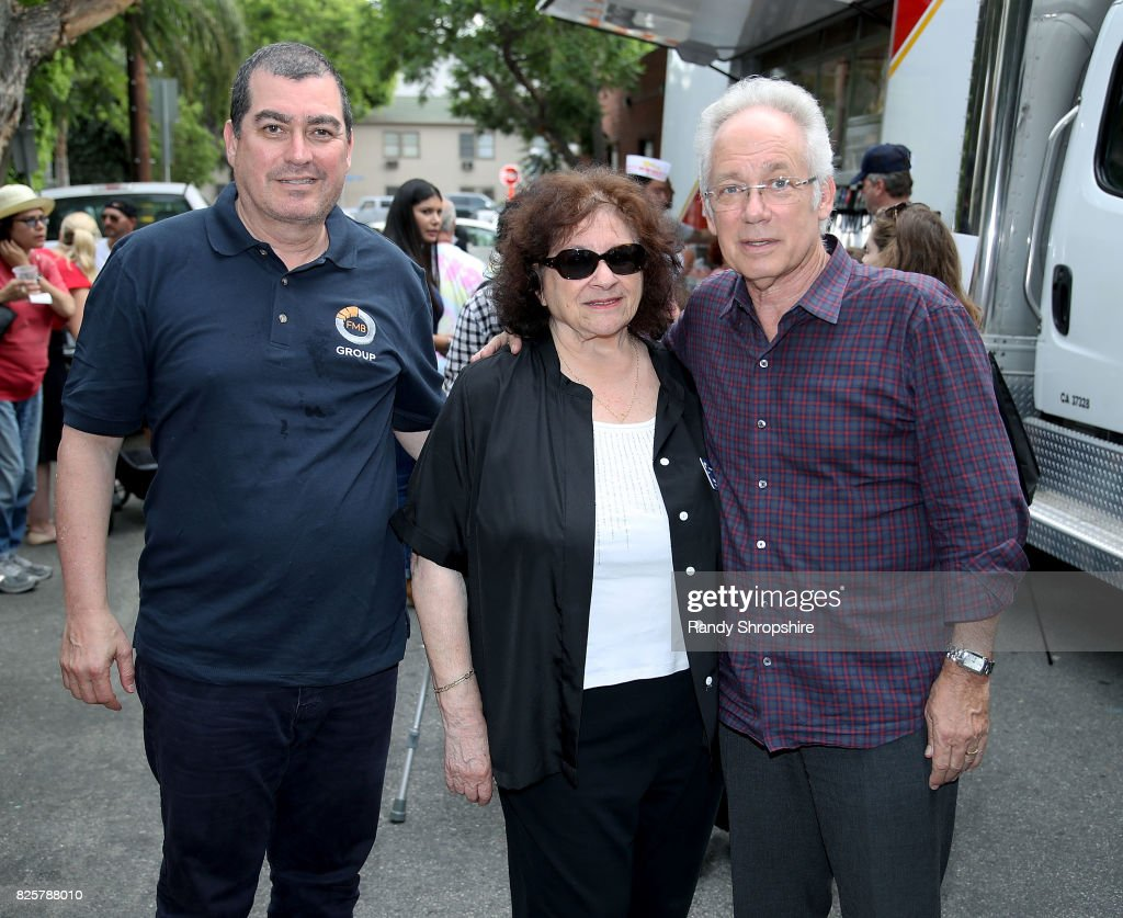 Developer Ilan Kenig, Public Safety Commissioner Ruth ...