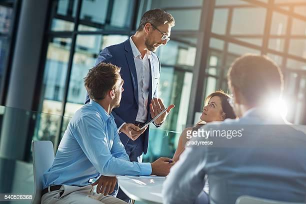Développer de nouvelles façons de faire des affaires