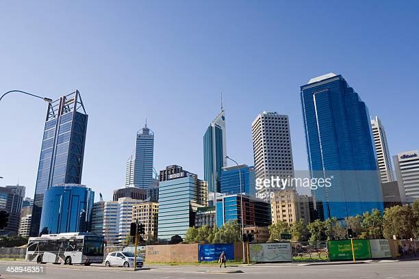Developing Perth