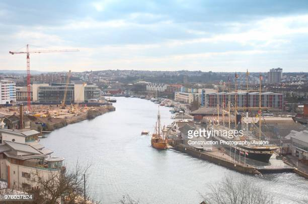 Developing the waterside at Bristol Harbour