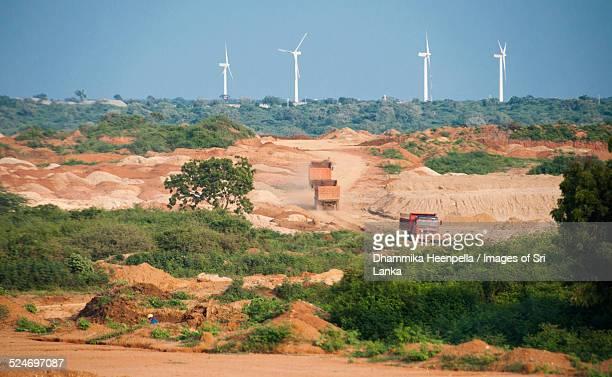 Development in Hambantota