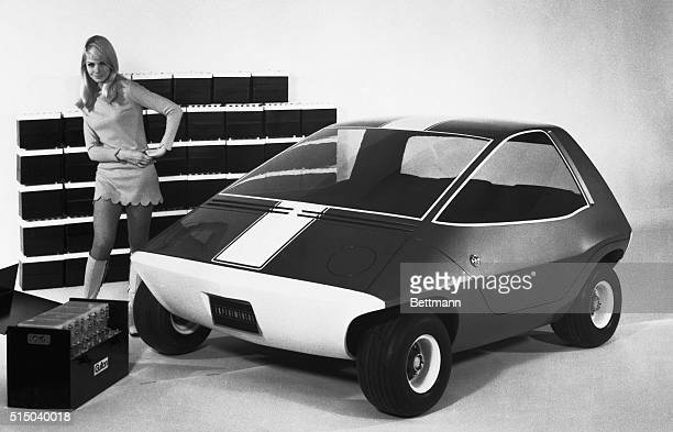 Development of an electronic power system automobile is the objective of a joint project between American Motors and Gulton Industries it was...
