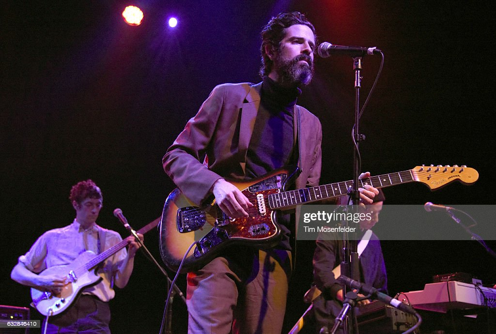 Devendra Banhart Performs At The Fillmore