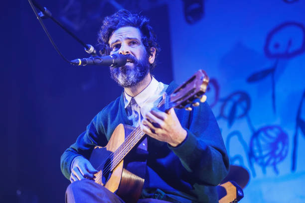 ESP: Devendra Banhart Concert In Barcelona