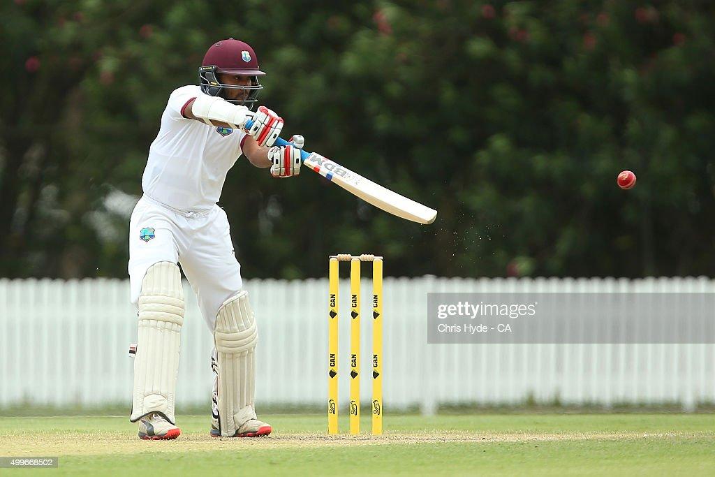 CA XI v West Indies