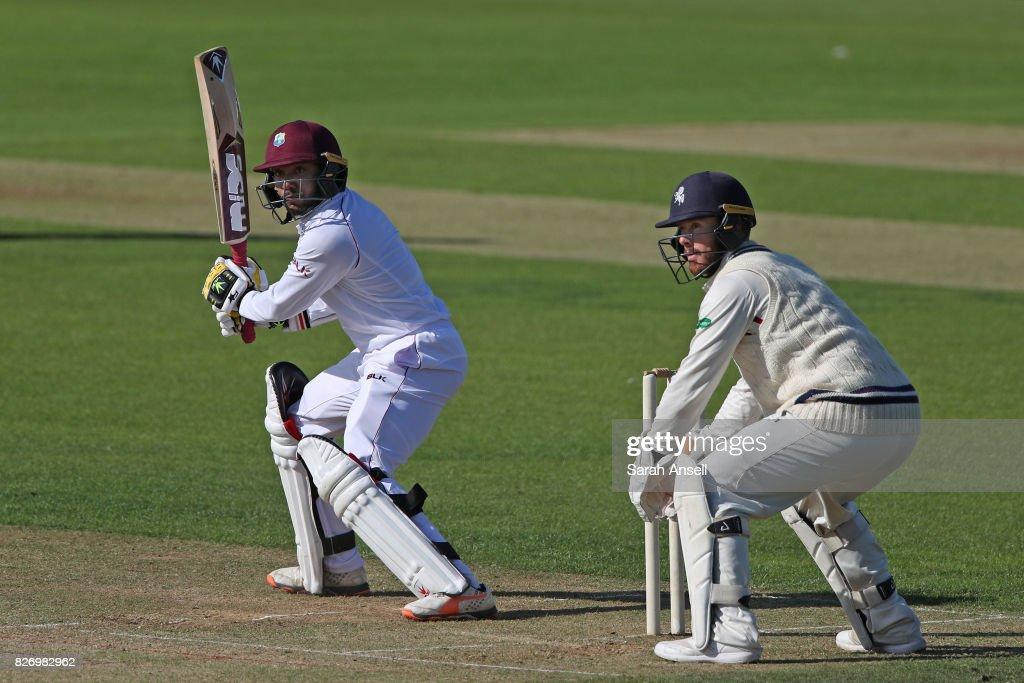 Kent v West Indies - Tour Match