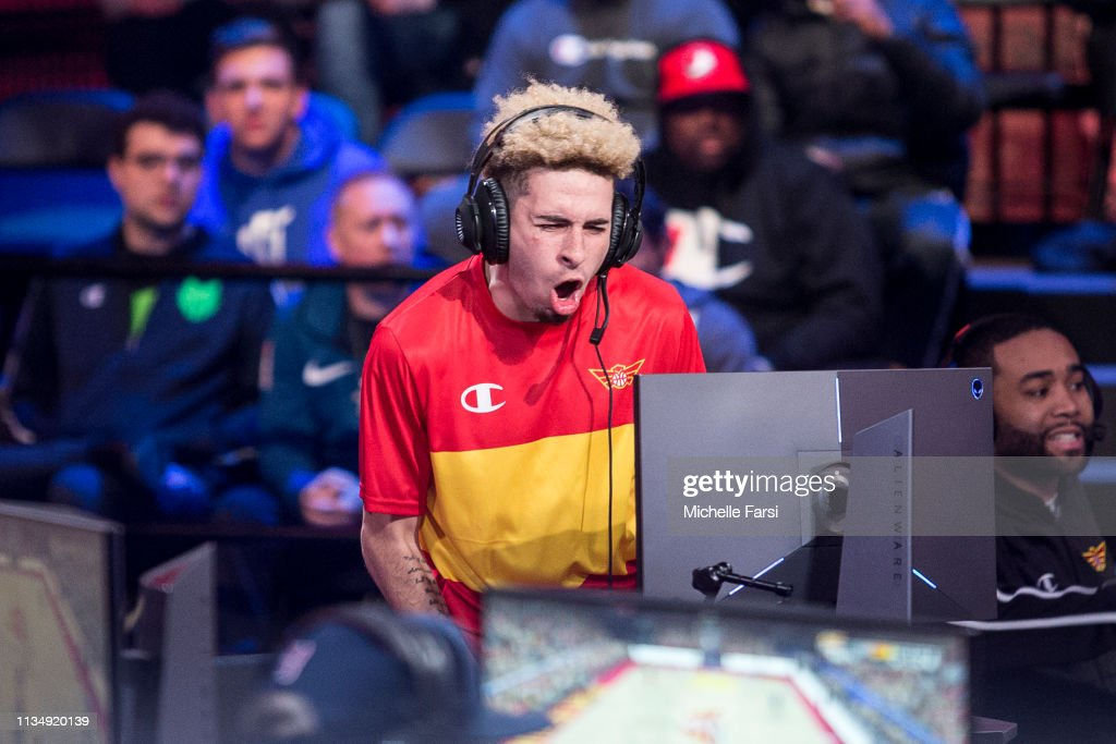 2019 NBA 2K League Tip Off Tournament - Pacers Gaming v Hawks Talon Gaming Club : News Photo
