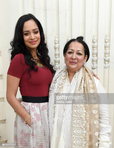 Devika Bhise Swati Bhise Ð Director attend an exclusive Cannes launch celebration of 'Swords Sceptres' at The Carlton on May 10 2018 in Cannes France