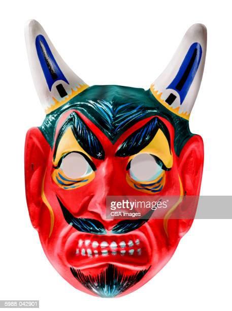 devil mask - お面 ストックフォトと画像