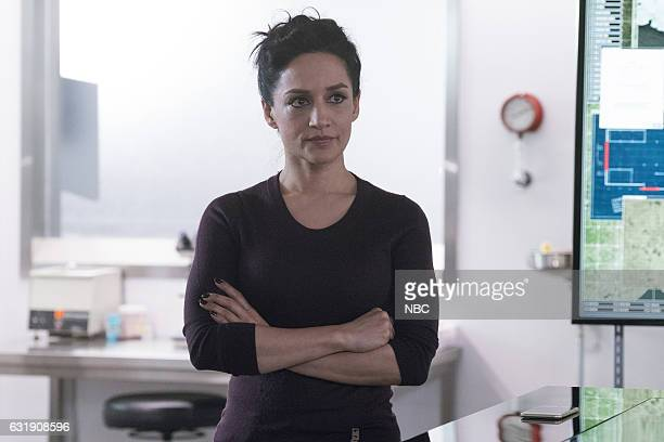 BLINDSPOT 'Devil Never Even Lived' Episode 212 Pictured Archie Panjabi as Nas Kamal