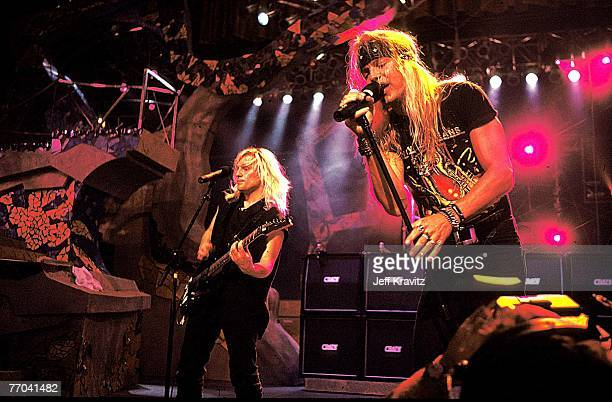 CC DeVille and Bret Michaels of Poison