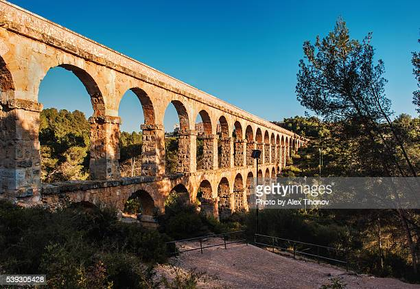 Devil's Bridge in Tarragona