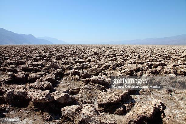 DevilÕs Golf Course in Death Valley