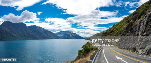 Devil's Staircase, near Queenstown, South Island, New Zealand