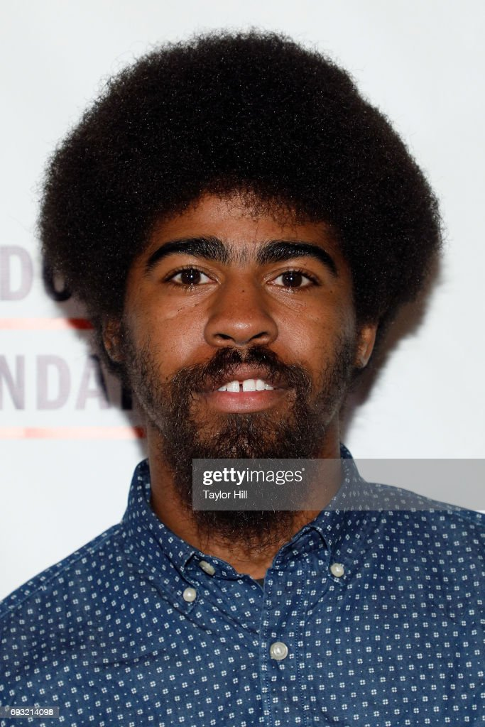 Devin Allen attends the 2016 Gordon Parks Foundation Annual Gala at Cipriani 42nd Street on June 6, 2017 in New York City.