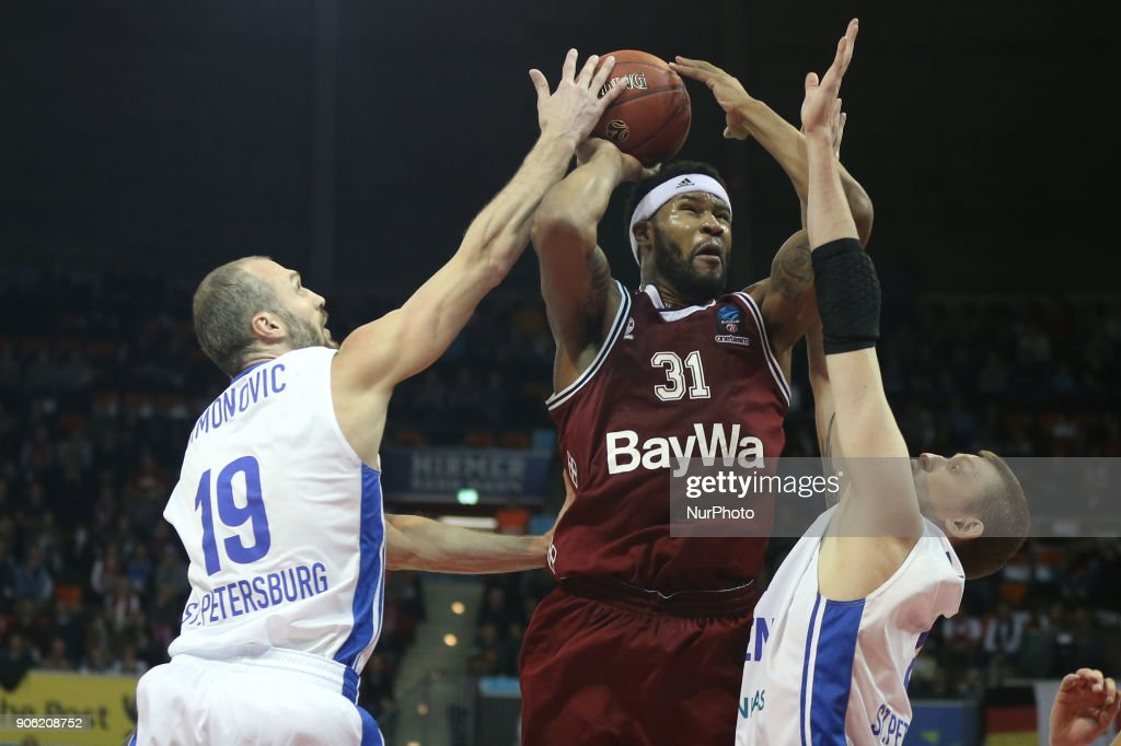 Bayern Munich v Zenit St. Petersburg - Basket EuroCup Top 16
