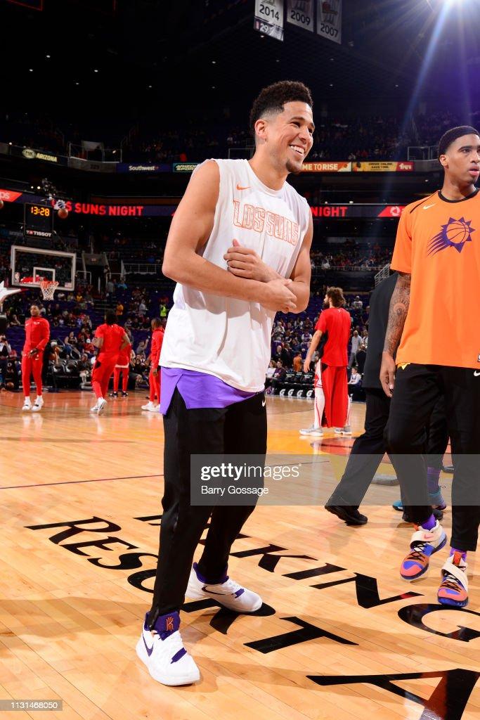 AZ: Chicago Bulls v Phoenix Suns