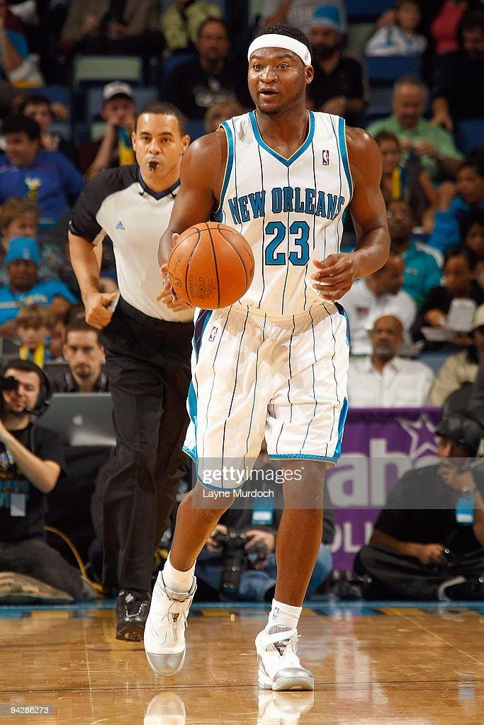 Sacramento Kings v New Orleans Hornets
