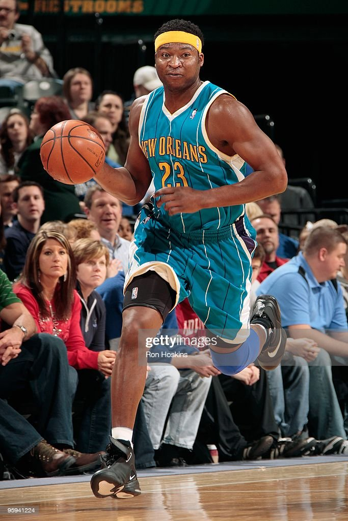 New Orleans Hornets v Indiana Pacers