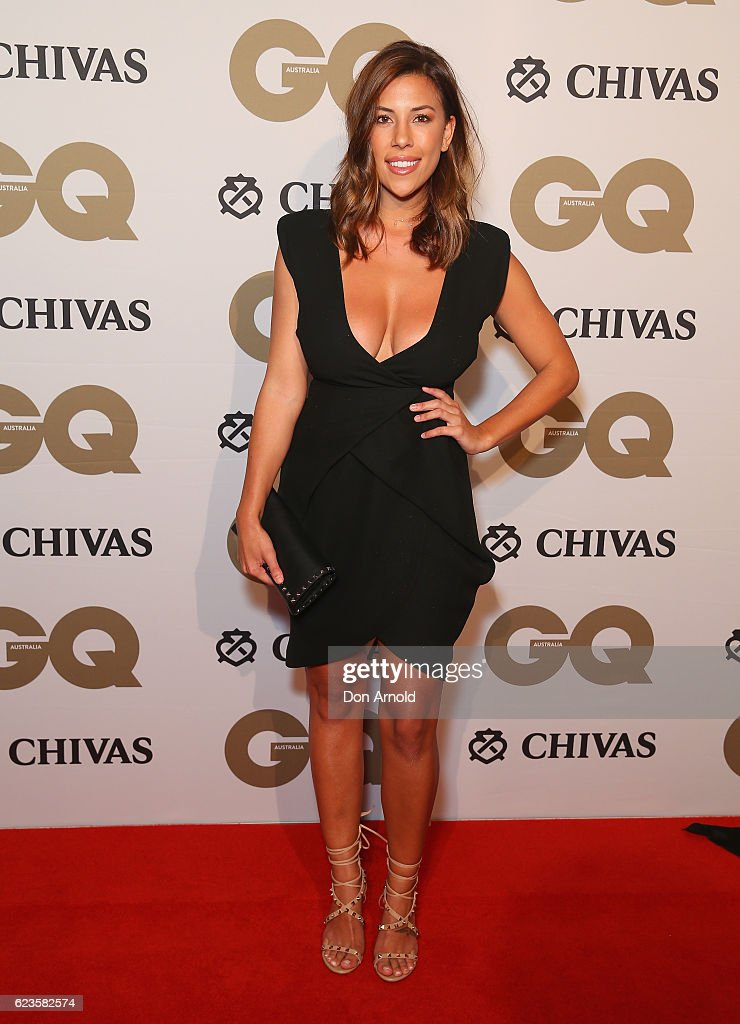 GQ Men of the Year Awards 2016 : News Photo