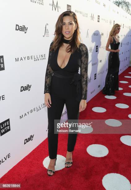 Devin Brugman attends the Daily Front Row's 3rd Annual Fashion Los Angeles Awards at Sunset Tower Hotel on April 2 2017 in West Hollywood California