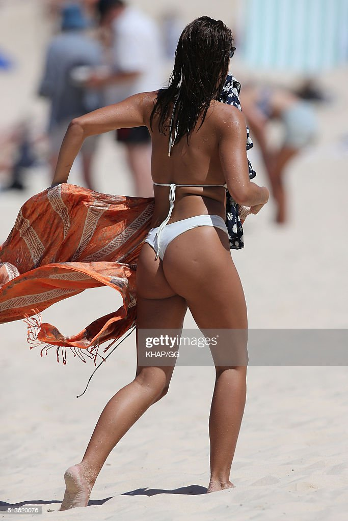 Devin Brugman Sighting : News Photo