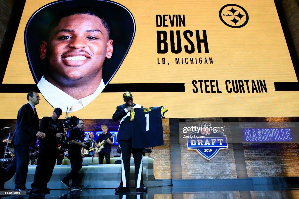 NFL Draft : News Photo