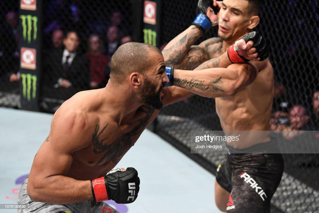 UFC 231: Clark v Rakic : News Photo