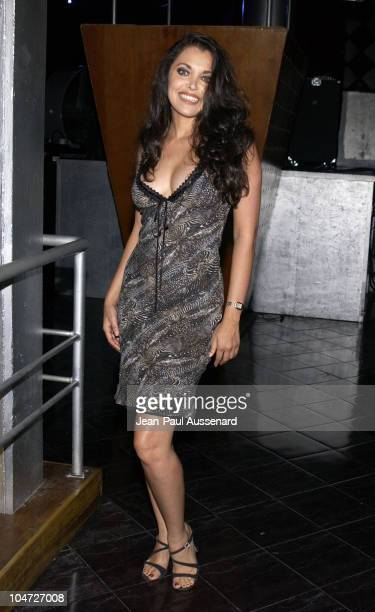 Devin Devasquez during 4th Annual Celebrity Fashion Show Fashion LA Style to benefit Love Our Children USA at Club Soho in Los Angeles California...