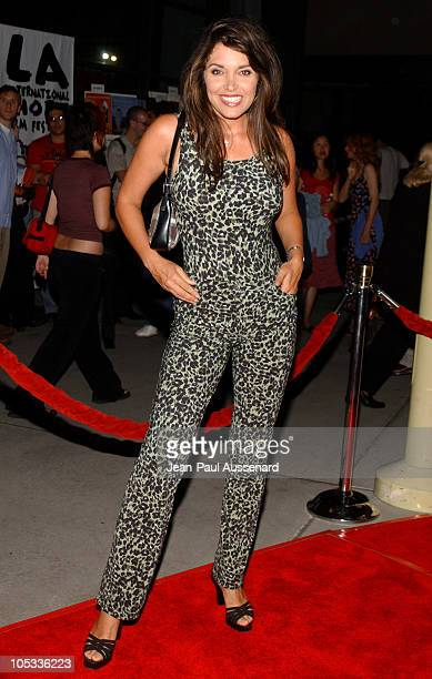 Devin Devasquez during VLAD Los Angeles Premiere Arrivals at The ArcLight in Hollywood California United States