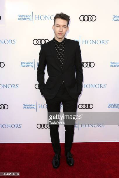 Devin Druid attends the 11th Annual Television Academy Honors at NeueHouse Hollywood on May 31 2018 in Los Angeles California