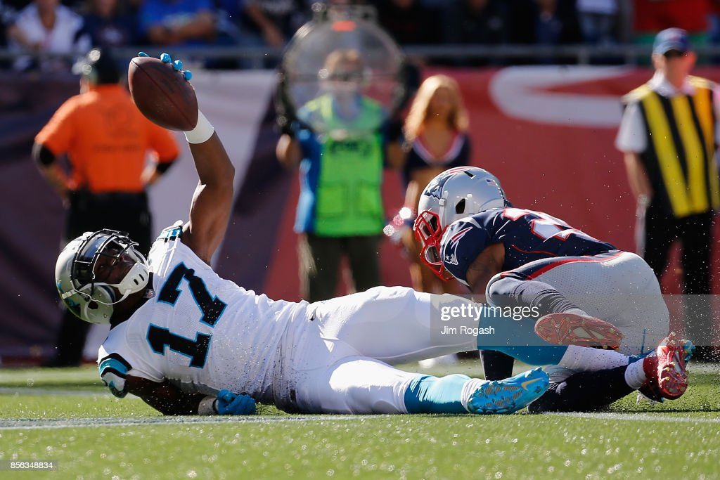 Carolina Panthers vNew England Patriots : News Photo