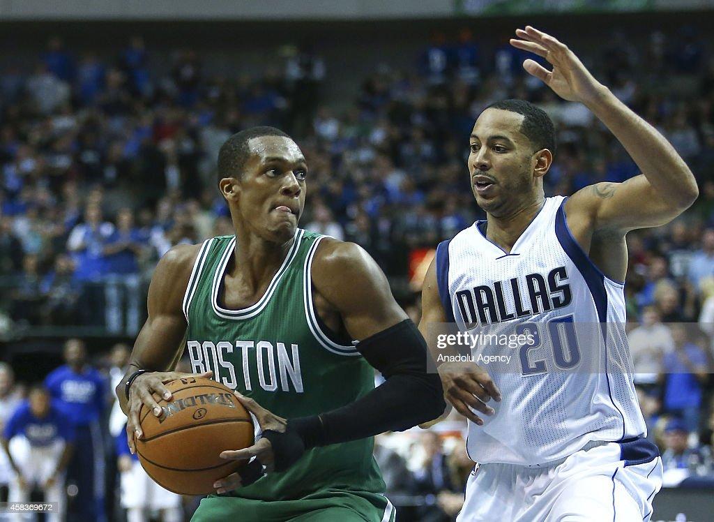 Boston Celtics v Dallas Mavericks : News Photo