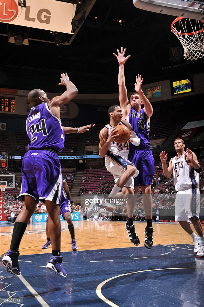 Sacramento Kings v New Jersey Nets