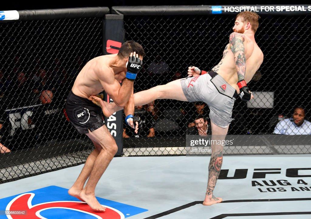 UFC Fight Night: Powell v Herrera : ニュース写真