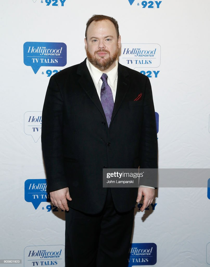 Devin Ratray attends the Hollywood Reporter TV Talks & 92Y ...