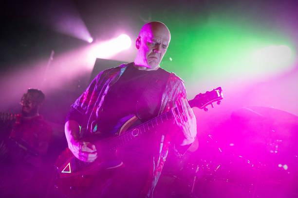 DEU: Devin Townsend Performs In Berlin