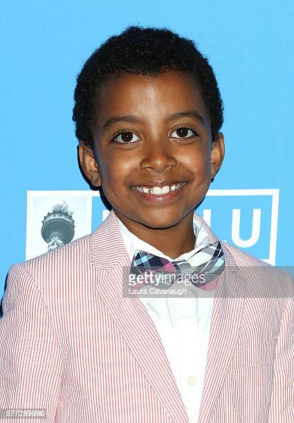 Devin Trey Campbell attends 2016 Broadway Stands Up For Freedom at NYU Skirball Center on July 18 2016 in New York City