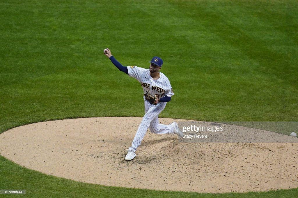 Kansas City Royals v Milwaukee Brewers : News Photo