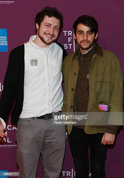 Devin Yuceil attends the Lil Bub Friendz world premiere during the 2013 Tribeca Film Festival on April 18 2013 in New York City