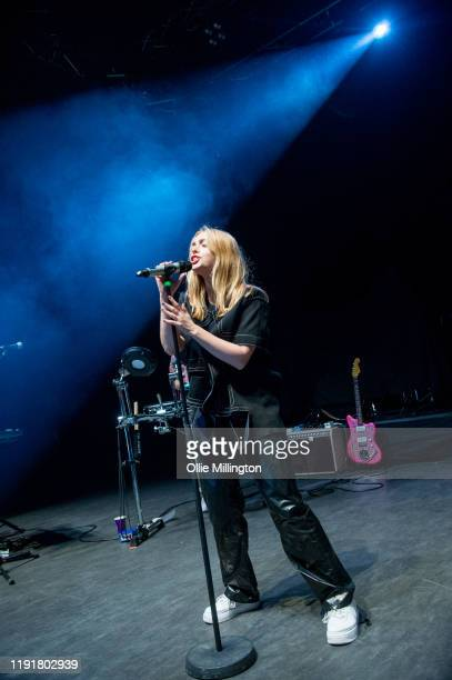 Devine performs at o2 Shepherd's Bush Empire on December 3 2019 in London England