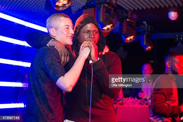 Devlin and Fekky perform onstage at Patterns for Vice Magazine Noisey on day 2 of The Great Escape on May 15 2015 in Brighton United Kingdom