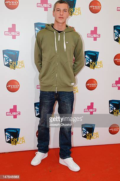 Devlin attends T4 On The Beach on July 1 2012 in WestonSuperMare England