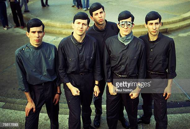 Devo at the University of Illinois in Chicago Illinois